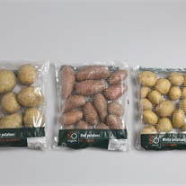 potatoes - twin bag net bag