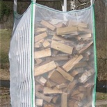 FIBC / Big-Bag for firewood