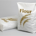 Grain, flour and rice packaging