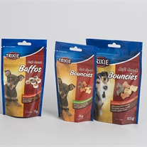 petfood - laminate film pouches