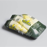 Chicory & leek packaging